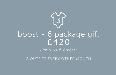 bebethreads boost 6 package gift - BebeThreads