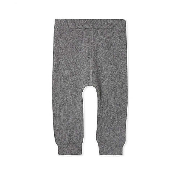 The Little Tailor Cashemere/Cotton Mix Knitted Trousers - BebeThreads - 2