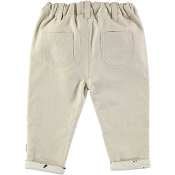 The Little Tailor Cotton Fully-Lined Baby Chino - BebeThreads - 2