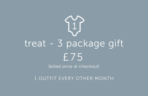 treat 3 package gift - BebeThreads