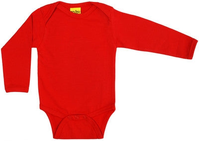 Long-sleeved babygrow - BebeThreads - 2