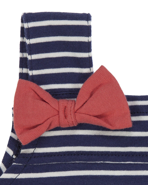 Nautical Frill Sunny Suit - BebeThreads - 3