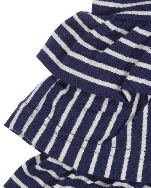 Nautical Frill Sunny Suit - BebeThreads - 4