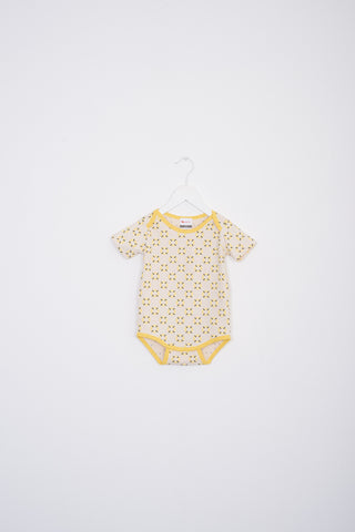 Yellow Buoys Bodysuit - BebeThreads - 1