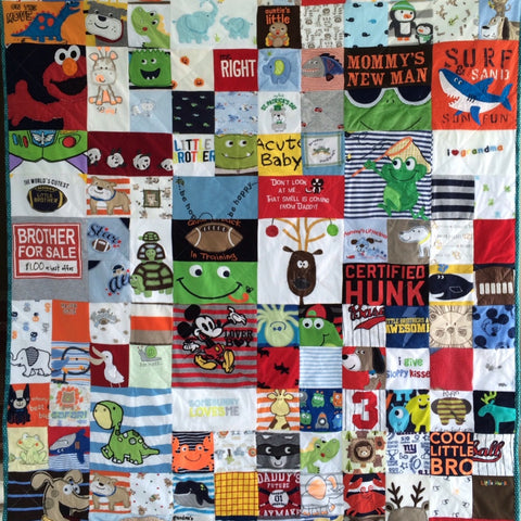 .memory quilts