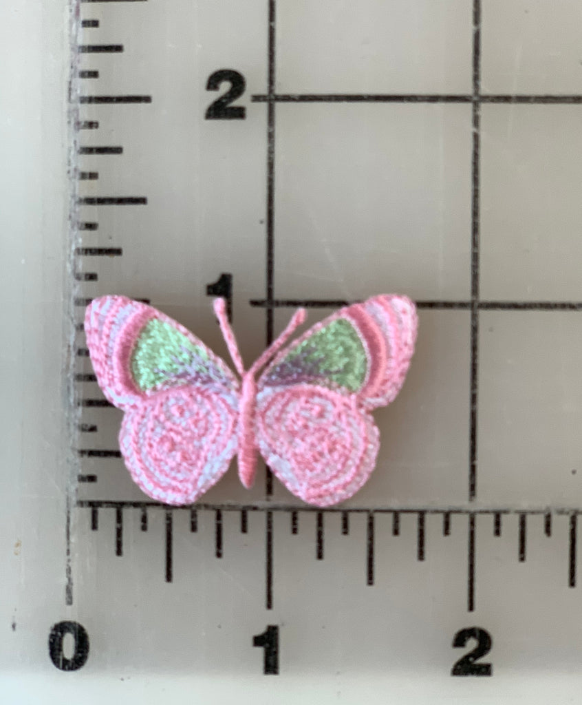 ADD ON: Pink Butterfly Applique