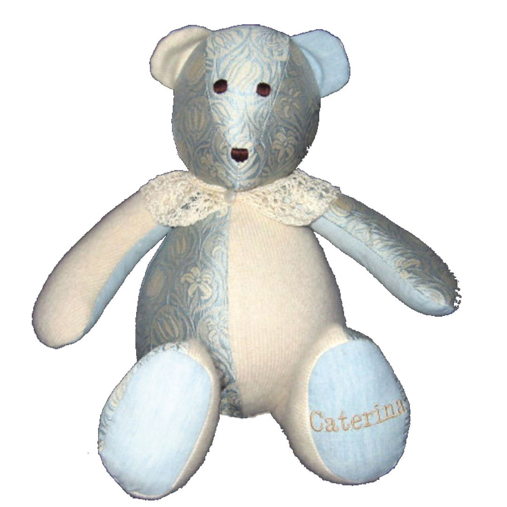 Bereavement Bear, personalized