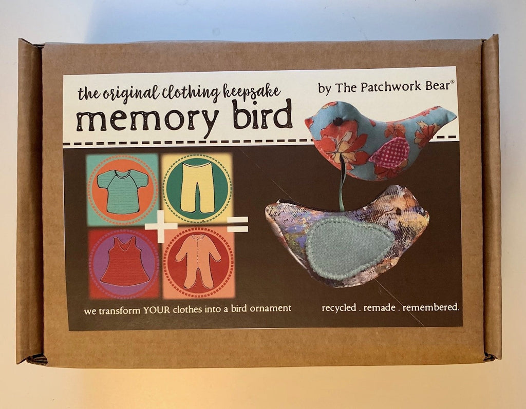 Memory Birds Gift Kit, Set of 8