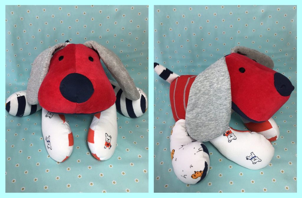Memory Patchwork Puppy