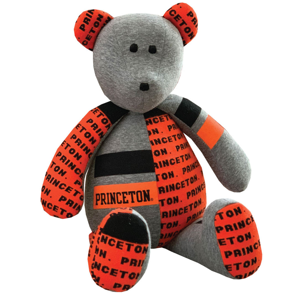 Memory Bear made from favorite clothes by The Patchwork Bear