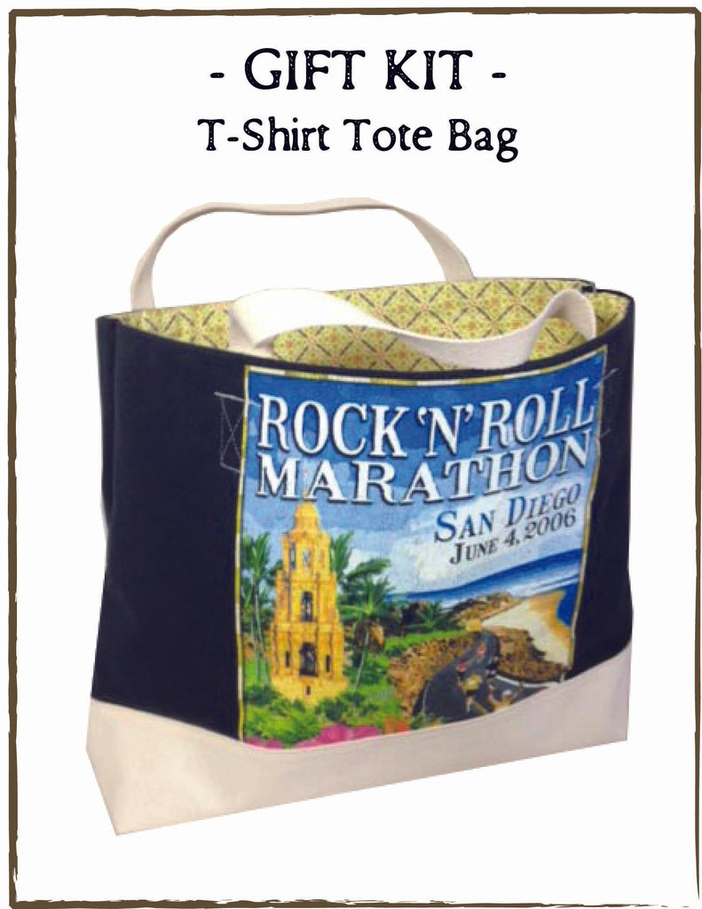 T-Shirt Tote Bag GIFT KIT