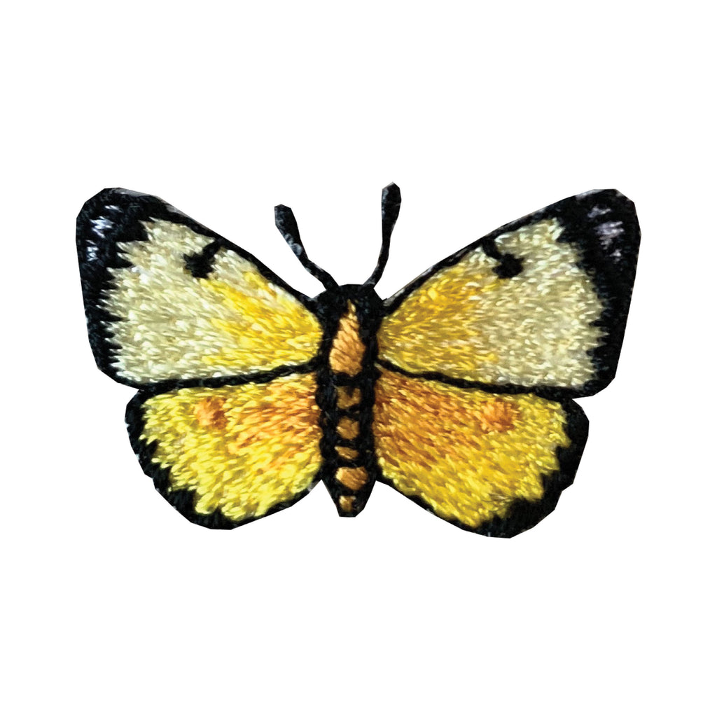 ADD ON: Yellow Butterfly Applique