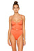 B Swim Burnt Umber One Piece