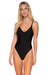 Swim Systems Black Jane 1PC