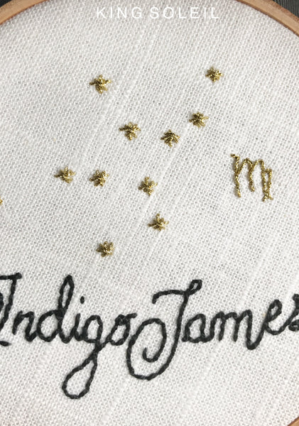 Constellation Zodiac Name Sign