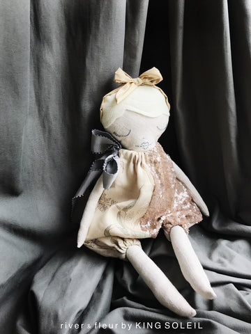 Amber Heirloom Collection Doll