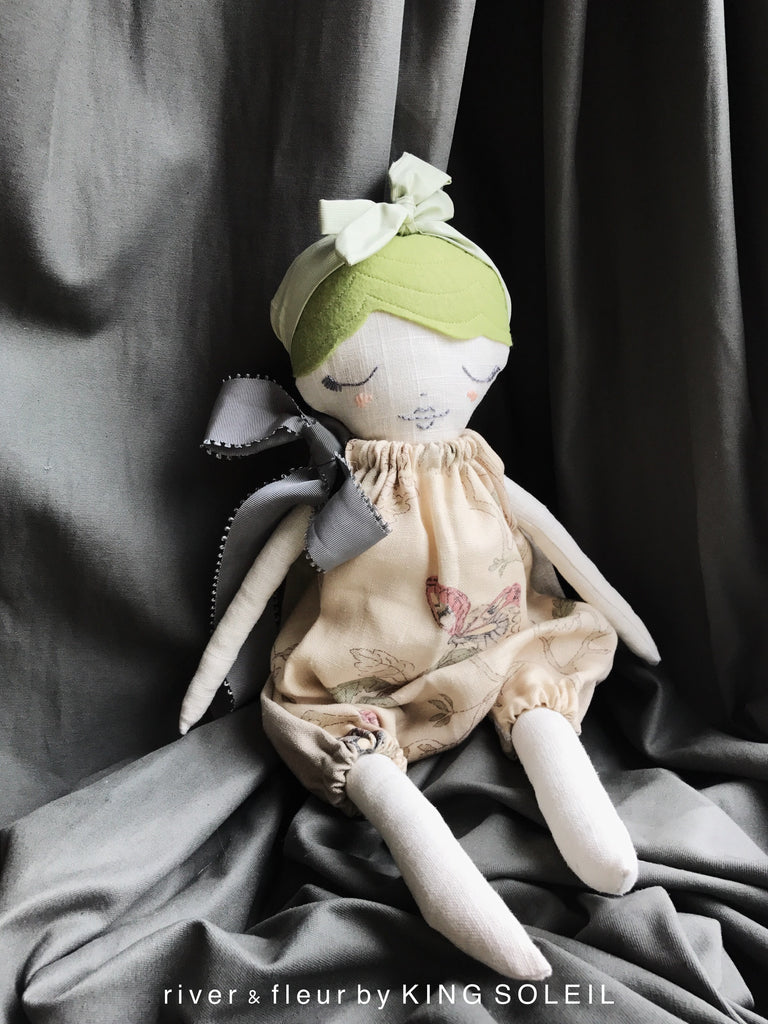 Rosemary Heirloom Collection Doll