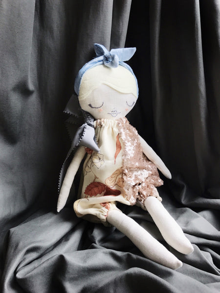 Adalene Heirloom Collection Doll