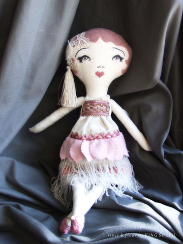 Flapper Doll Clara Opulence Collection - King Soleil - 1