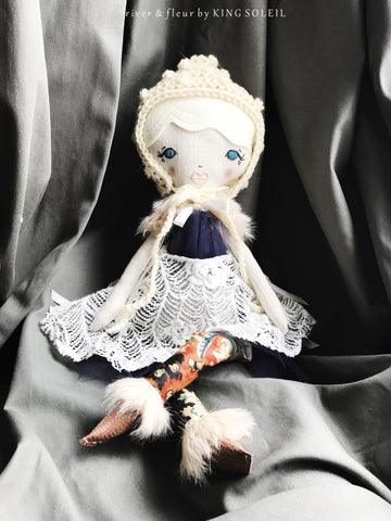 Heirloom Doll Foxglove Woodland Collection