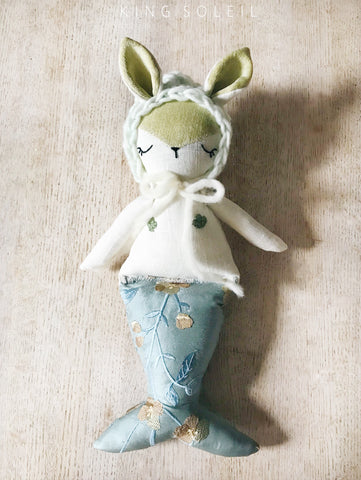 Mermaid Fox - Lala