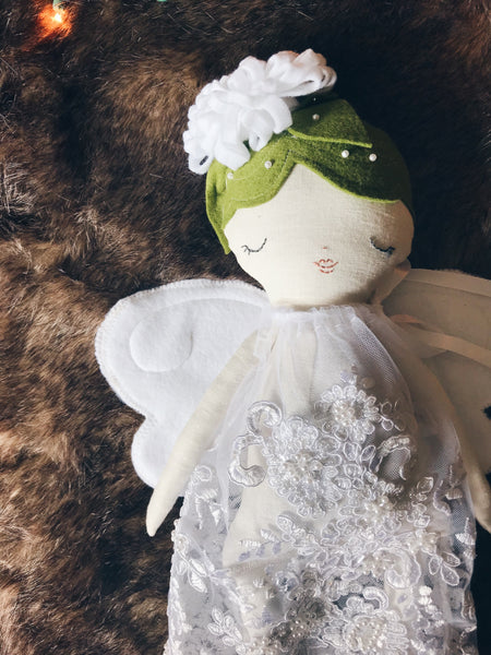 Fairy Princess Dahlia Heirloom Collection Doll