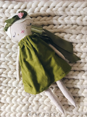 Midsummer Collection Doll - Sarita