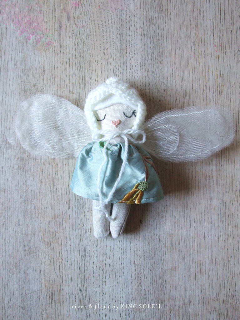 Sprite Doll Poe Pixie Collection - King Soleil - 1