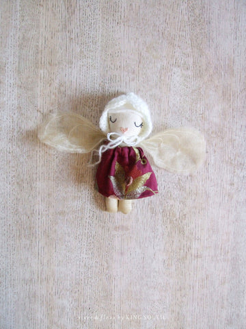 Sprite Doll Mae Pixie Collection - King Soleil - 1