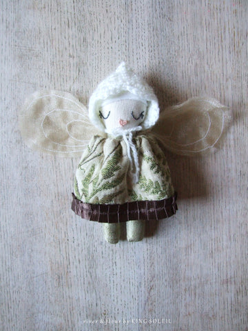 Sprite Doll Sage Pixie Collection - King Soleil - 1