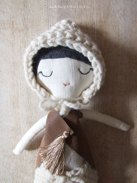 Heirloom Doll Quinn Woodland Collection - King Soleil - 2