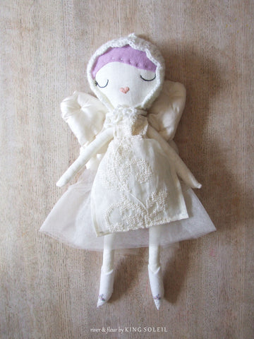 Heirloom Doll Violette Fairy Collection - King Soleil - 2