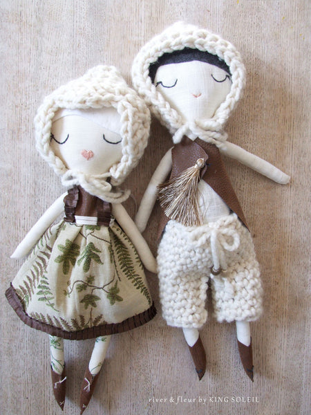 Heirloom Doll Quinn Woodland Collection - King Soleil - 6