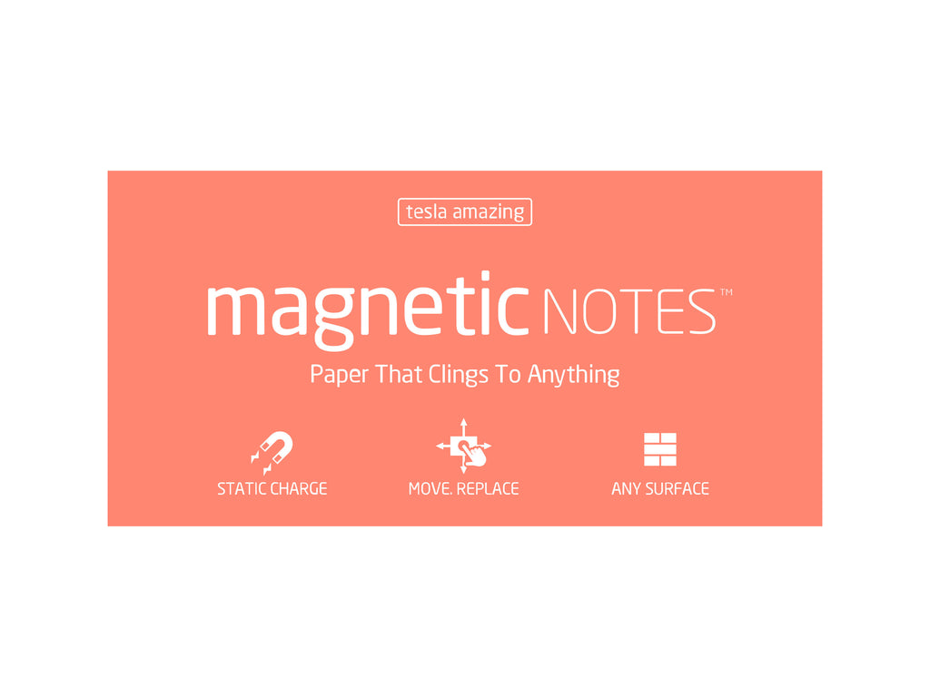 Magnetic NOTES Special edition L Size