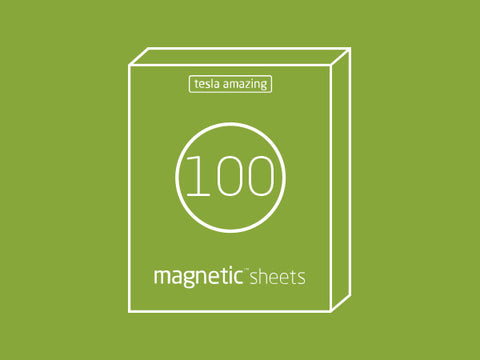 Magnetic SHEETS 100