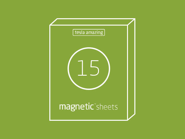 Magnetic SHEETS 15