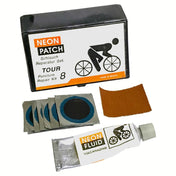 AAValueline Neon Patch Tire Repair Kit For Bicycle (Ea)