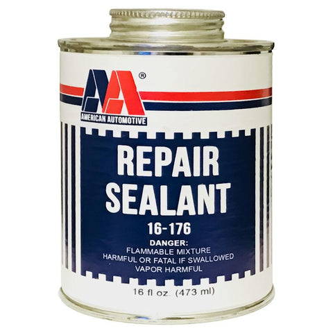 AA Black Vulcanizing Cement (32 oz)