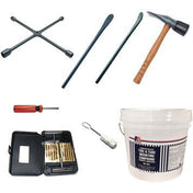 53-500 Standard Tire Service Kit for Car and LT