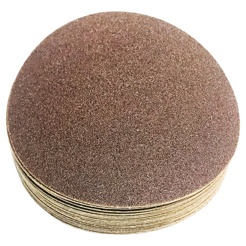 "AA 120 Grit, 4"" Adhesive Backed Sanding Disc (24/Bag)"