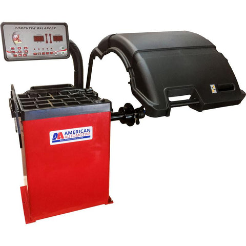 AA High Performance Tire / Wheel Balancer (With Hood)