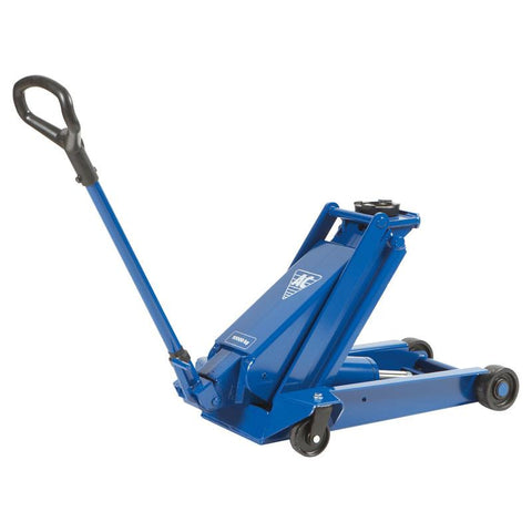 Ac Hydraulic Garage Jack (4 - 13 Tons)