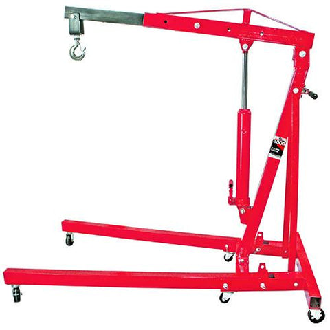 AFF 3582 2 Ton Folding Engine Crane