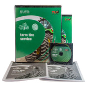 TIA 200 Lv Basic FarmTire Service Training Program (DVD)