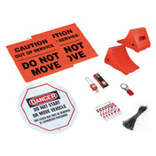 AME Commercial Lock Out Tag Out Kit