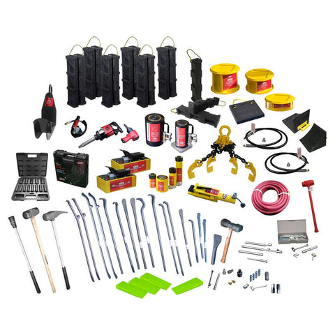 AME Small OTR Truck Servicing Kit (91 pcs)