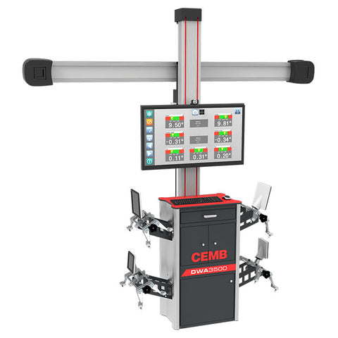 CEMB 3D-HD Wheel alignment DWA3500