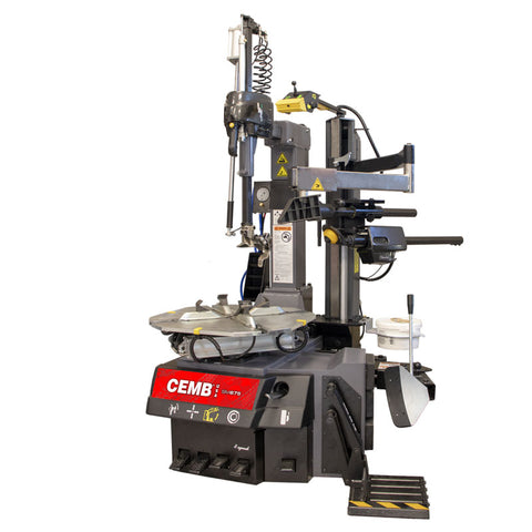 CEMB Leverless Articulating Swing Arm Tire Changer - SM675