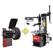 Cemb EZ10 Balancer + SM825 Air Tire Changer (Swing Arm) COMBO