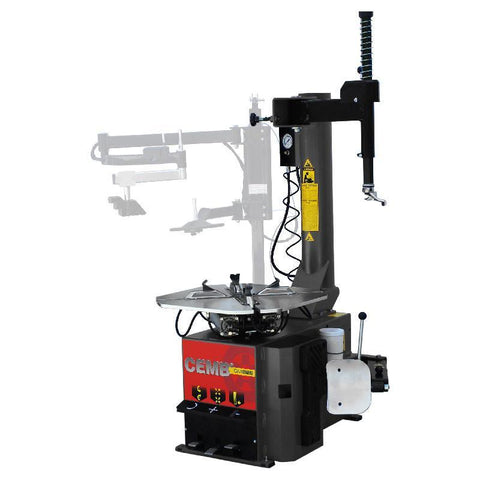CEMB SM825 Air Powered Swing Arm Tire Changer